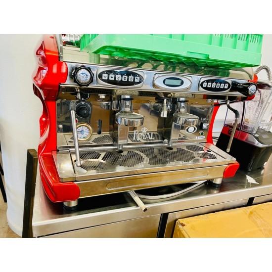 Lira S Espressomaskin TCI