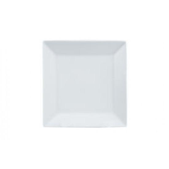 Tallrik flat 16x16 cm Quadro