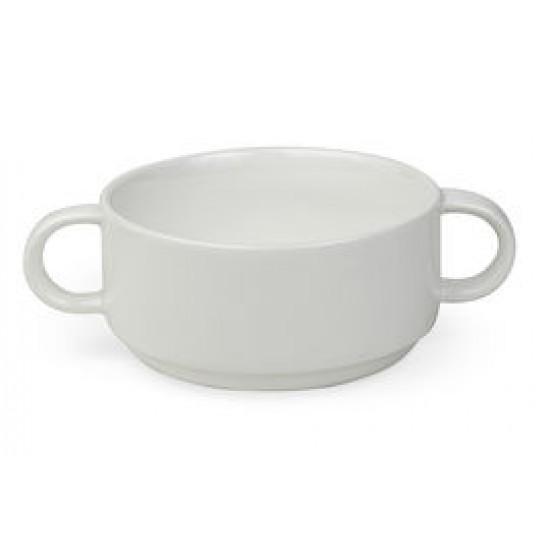 Soppskål, med handtag