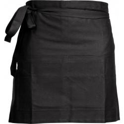 Midjeförkläde, kort. Med ficka
