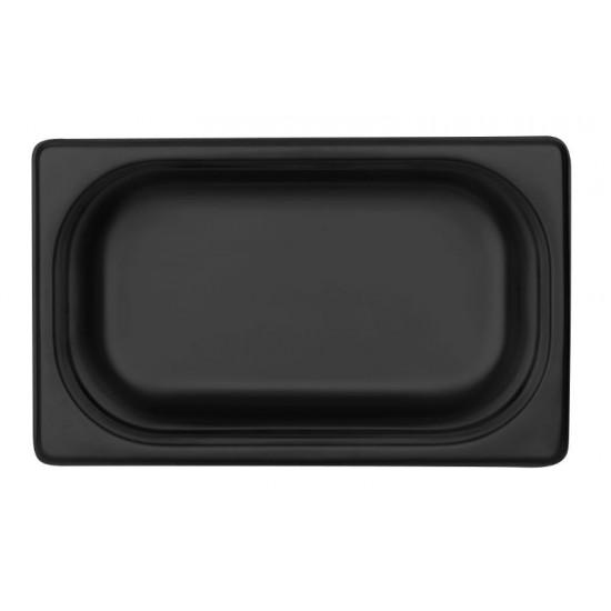 GN kantin 1/4-100 svart