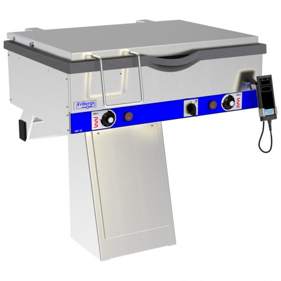 Stekbord Fribergs VKF35/2, 90mm djup