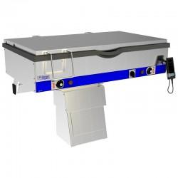 Stekbord Fribergs VKF55/6, 90mm djup