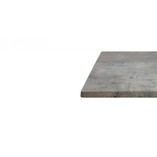 Bordsskiva 70x70cm, concrete