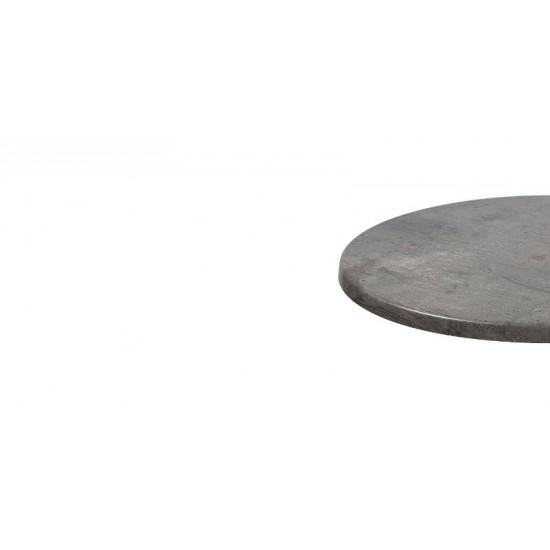 Bordsskiva Ø 60cm, concrete