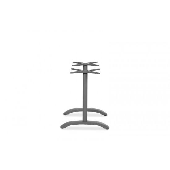 Bordsstativ rektangulärt, antracitgrå