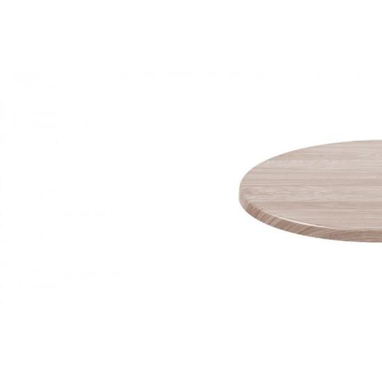 Bordsskiva Ø 60cm, Messina oak