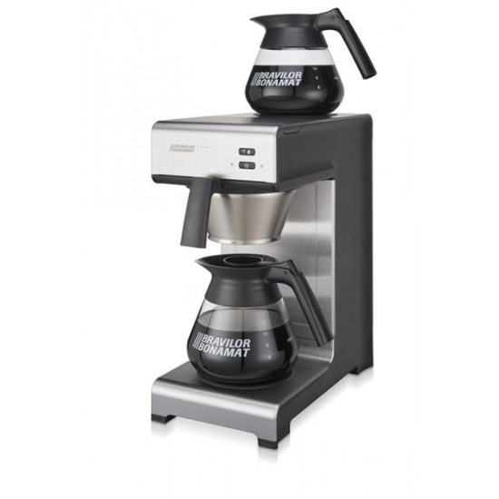 Mondo kaffebryggare 2 värmehällar