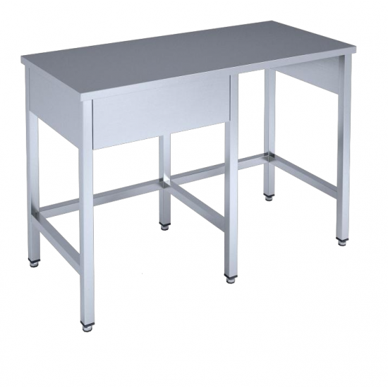 Arbetsbänk med plats för diskmaskin L* x B700 x H850