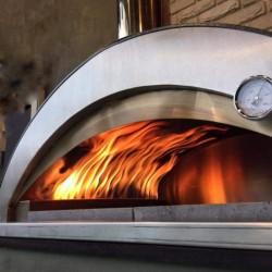 Forno Allegro Pizzaiolo Gas, 4 pizzor